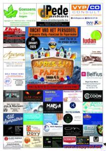 Affiche Apres Ski 2020 GVD