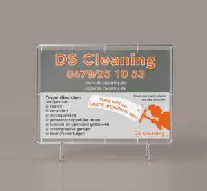 Mockup DS Cleaning 50x70
